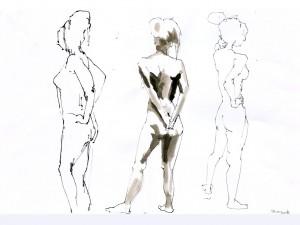Anantimical Sketches
