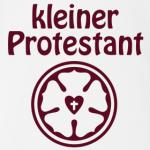 Motiv zu Taufe oder Geburt: Kleiner Protestant.