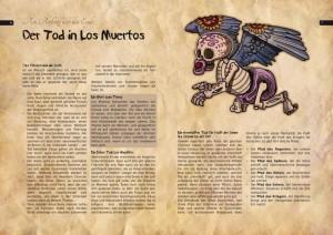 An angelito-charakter from the Los-Muertos-RPG. Angelito aus dem Rollenspiel Los Muertos.