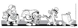 Märchenfiguren - Fairy Tales