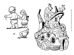 Märchenfiguren für school-scout.de - Fairy Tales Figures for school-scout.de