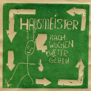 Linolschnitt mit Kindern für Hausmeisterdienst - Gastkünstler - linocut made with children on the caretakers service - Guest Artist