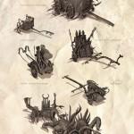Streitwagen für das DSA Fanprojekt Rakshazar - Chariots for the RPG-Fanproject Rakshazar