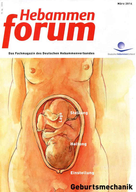 Hebammenforum März 2014 - Cover - Begriffserklärung